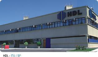 HDL Fábrica em Itu.