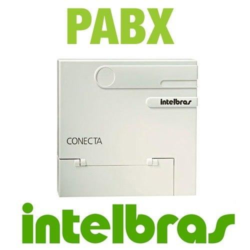 Centrais Telefônicas e PABX INTELBRAS