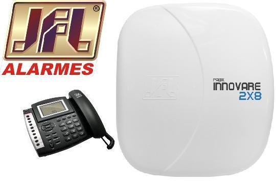 Centrais Telefônicas e PABX JFL
