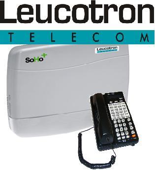 Centrais Telefônicas e PABX Leucotron