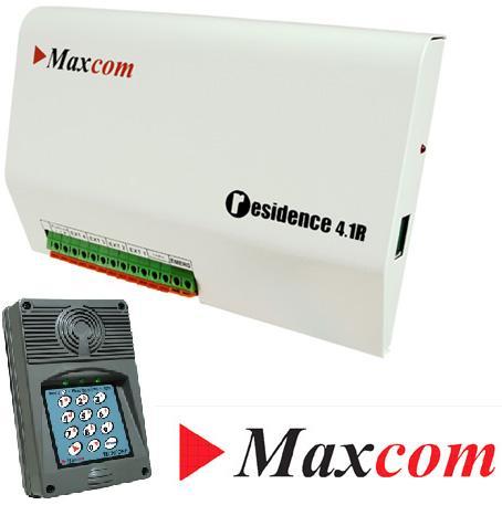 Centrais Telefônicas e PABX Maxcom
