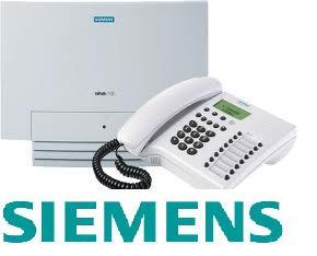 Centrais Telefônicas e PABX Siemens