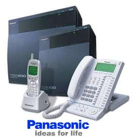 Centrais Telefônicas e PABX Panasonic