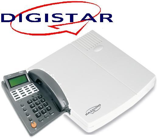 Centrais Telefônicas e PABX DIGISTAR