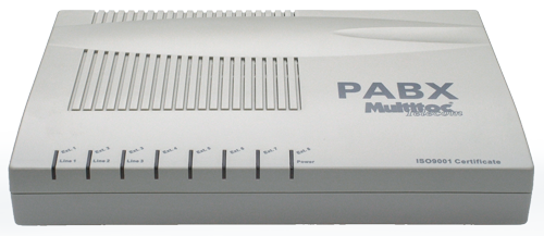 PABX central 308 Multitoc