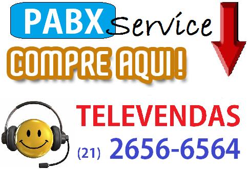 Comprar PABX em Rio de Janeiro_RJ
